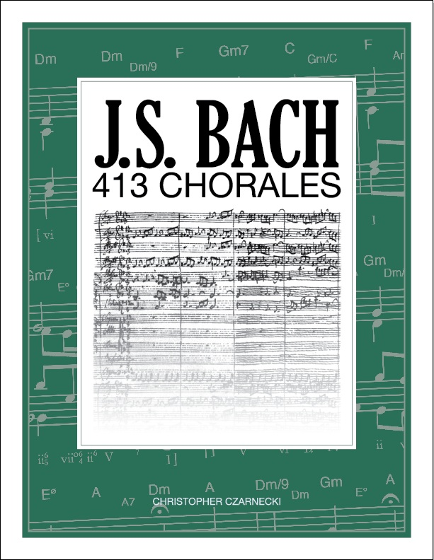 J.S. Bach 413 Chorales AVAILABLE NOW