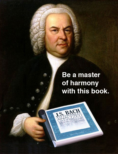J.S. Bach Chorales_Master of Harmony_Ad